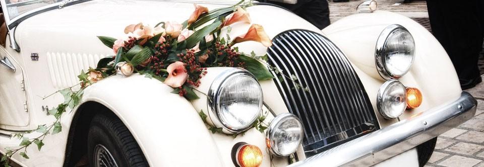 Servizio auto per Cerimonie
